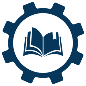Gear with Book