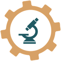 Gear with Microscope