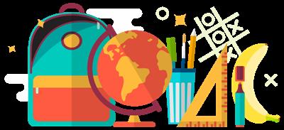 Education Tools Globe
